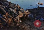 Image of American tanks Germany, 1945, second 32 stock footage video 65675053367