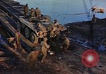 Image of American tanks Germany, 1945, second 33 stock footage video 65675053367