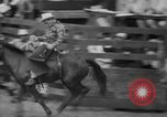 Image of Rodeo competition Huntsville Texas USA, 1945, second 19 stock footage video 65675053380
