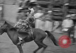 Image of Rodeo competition Huntsville Texas USA, 1945, second 20 stock footage video 65675053380