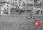 Image of Rodeo competition Huntsville Texas USA, 1945, second 26 stock footage video 65675053380