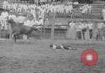 Image of Rodeo competition Huntsville Texas USA, 1945, second 27 stock footage video 65675053380
