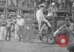 Image of Rodeo competition Huntsville Texas USA, 1945, second 36 stock footage video 65675053380