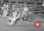Image of Rodeo competition Huntsville Texas USA, 1945, second 37 stock footage video 65675053380