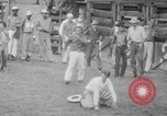 Image of Rodeo competition Huntsville Texas USA, 1945, second 39 stock footage video 65675053380