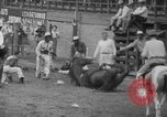 Image of Rodeo competition Huntsville Texas USA, 1945, second 44 stock footage video 65675053380