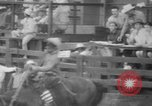 Image of Rodeo competition Huntsville Texas USA, 1945, second 45 stock footage video 65675053380