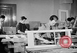 Image of Canadian World War 2 veterans learning trades Toronto Ontario Canada, 1945, second 6 stock footage video 65675053385