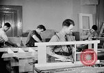Image of Canadian World War 2 veterans learning trades Toronto Ontario Canada, 1945, second 7 stock footage video 65675053385