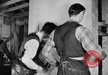 Image of Canadian World War 2 veterans learning trades Toronto Ontario Canada, 1945, second 11 stock footage video 65675053385