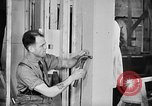 Image of Canadian World War 2 veterans learning trades Toronto Ontario Canada, 1945, second 14 stock footage video 65675053385