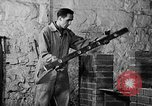 Image of Canadian World War 2 veterans learning trades Toronto Ontario Canada, 1945, second 16 stock footage video 65675053385