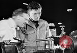 Image of Canadian World War 2 veterans learning trades Toronto Ontario Canada, 1945, second 23 stock footage video 65675053385