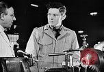 Image of Canadian World War 2 veterans learning trades Toronto Ontario Canada, 1945, second 25 stock footage video 65675053385