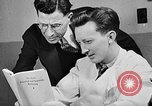 Image of Canadian World War 2 veterans learning trades Toronto Ontario Canada, 1945, second 36 stock footage video 65675053385