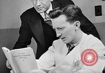 Image of Canadian World War 2 veterans learning trades Toronto Ontario Canada, 1945, second 37 stock footage video 65675053385