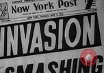 Image of Invasion of Germany Germany, 1945, second 6 stock footage video 65675053394