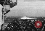 Image of United States convoy Pacific Theater, 1944, second 34 stock footage video 65675053399