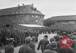 Image of German soldiers demobilized after surrender Germany, 1945, second 8 stock footage video 65675053400