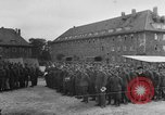 Image of German soldiers demobilized after surrender Germany, 1945, second 11 stock footage video 65675053400