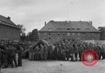 Image of German soldiers demobilized after surrender Germany, 1945, second 16 stock footage video 65675053400
