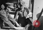 Image of German soldiers demobilized after surrender Germany, 1945, second 22 stock footage video 65675053400