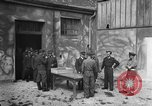 Image of German soldiers demobilized after surrender Germany, 1945, second 26 stock footage video 65675053400