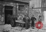 Image of German soldiers demobilized after surrender Germany, 1945, second 27 stock footage video 65675053400