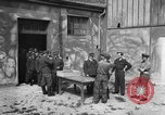 Image of German soldiers demobilized after surrender Germany, 1945, second 29 stock footage video 65675053400