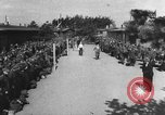 Image of German soldiers demobilized after surrender Germany, 1945, second 39 stock footage video 65675053400