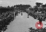 Image of German soldiers demobilized after surrender Germany, 1945, second 41 stock footage video 65675053400