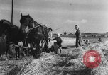 Image of German soldiers demobilized after surrender Germany, 1945, second 53 stock footage video 65675053400