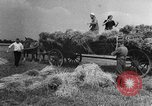 Image of German soldiers demobilized after surrender Germany, 1945, second 59 stock footage video 65675053400
