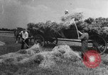 Image of German soldiers demobilized after surrender Germany, 1945, second 61 stock footage video 65675053400