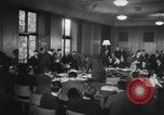 Image of Conference London England United Kingdom, 1945, second 13 stock footage video 65675053401