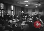 Image of Conference London England United Kingdom, 1945, second 15 stock footage video 65675053401