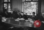 Image of Conference London England United Kingdom, 1945, second 17 stock footage video 65675053401