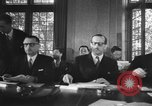 Image of Conference London England United Kingdom, 1945, second 22 stock footage video 65675053401