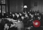 Image of Conference London England United Kingdom, 1945, second 24 stock footage video 65675053401