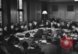 Image of Conference London England United Kingdom, 1945, second 33 stock footage video 65675053401