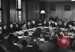 Image of Conference London England United Kingdom, 1945, second 34 stock footage video 65675053401