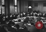 Image of Conference London England United Kingdom, 1945, second 41 stock footage video 65675053401