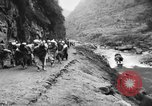 Image of Chinese Laborers China, 1945, second 27 stock footage video 65675053404