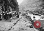 Image of Chinese Laborers China, 1945, second 28 stock footage video 65675053404
