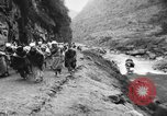 Image of Chinese Laborers China, 1945, second 29 stock footage video 65675053404