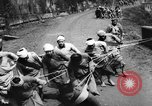 Image of Chinese Laborers China, 1945, second 30 stock footage video 65675053404