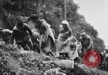 Image of Chinese Laborers China, 1945, second 37 stock footage video 65675053404
