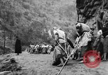 Image of Chinese Laborers China, 1945, second 46 stock footage video 65675053404