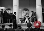 Image of Franklin Roosevelt at Tehran Conference Tehran Iran, 1943, second 4 stock footage video 65675053420