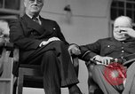 Image of Franklin Roosevelt at Tehran Conference Tehran Iran, 1943, second 26 stock footage video 65675053420